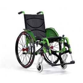 Elegancki wózek ze stopów lekkich