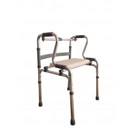 Balkonik inwalidzki 3 w 1 z funkcją krzesła toaletowego i siedziska LUCA RF-803