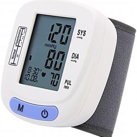 Automatyczny ciśnieniomierz nadgarstkowy z funkcją wykrywania arytmii serca